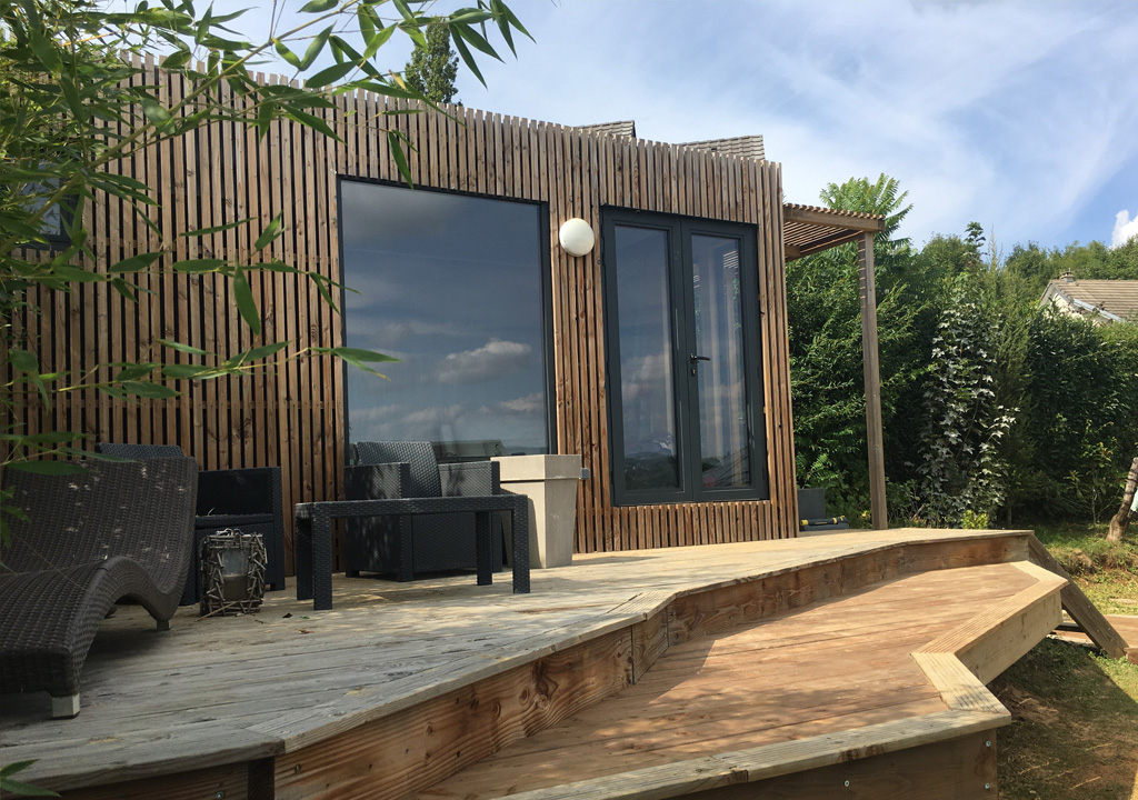 Aménager une extension de maison de 20m2 Greenkub
