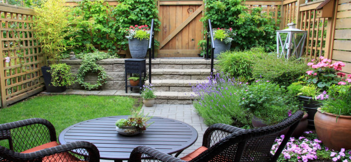 idees conception jardin