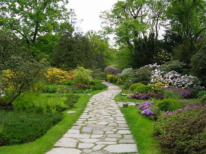 Aménagement Allée De Jardin Schème