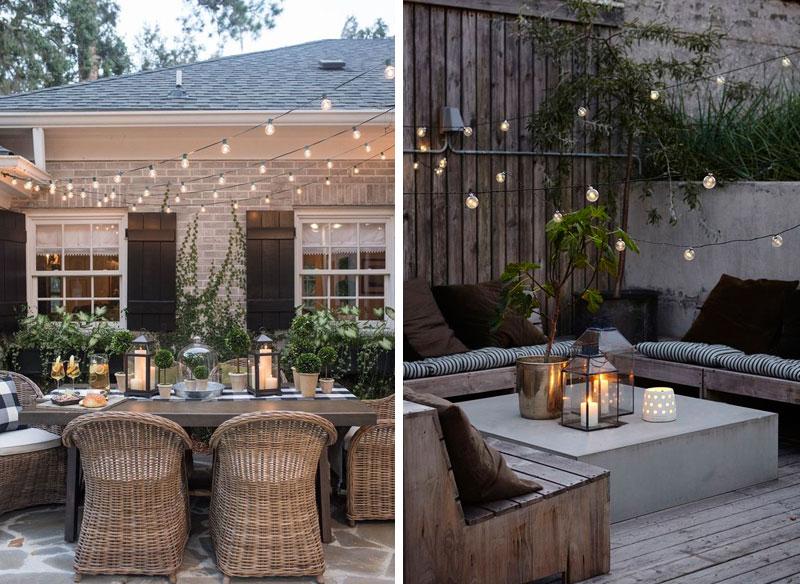 Aménagement De Terrasse 10 Suggestions Décor Pour Aménager La Terrasse En 2018