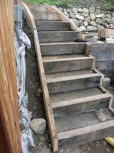 Amenagement Escalier Exterieur Conception