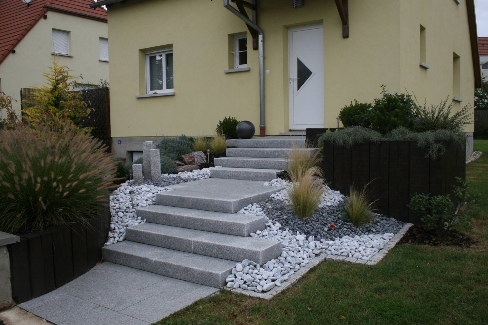 Amenagement Escalier Exterieur Maison SM82