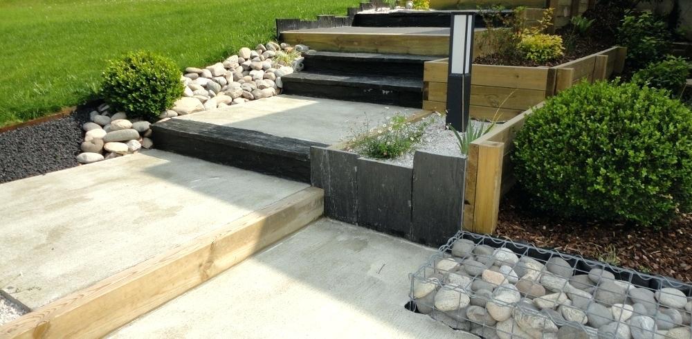 Amenagement Escalier Exterieur Page Maison Avec Ozalptp