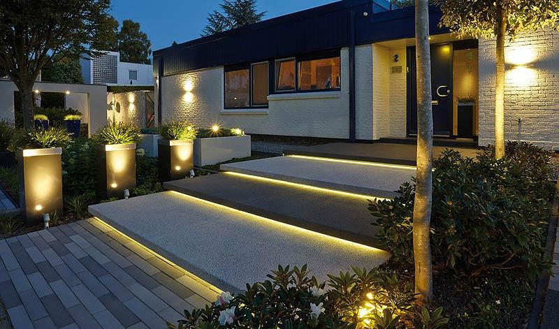 Escalier Entree Maison Moderne