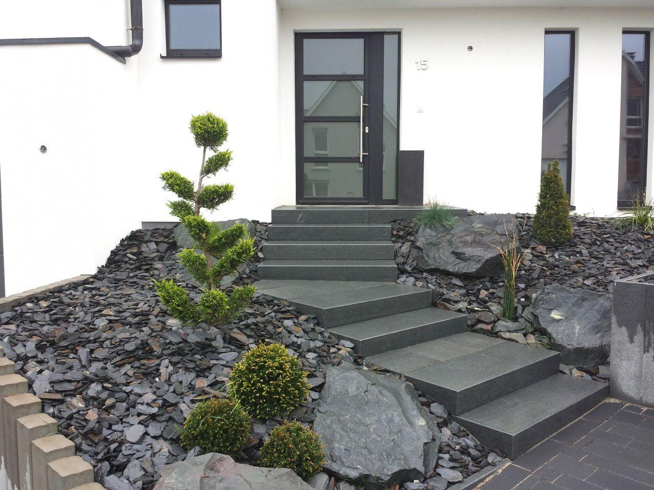 Notre maison moderne Q BI© en Alsace projet terrasse en