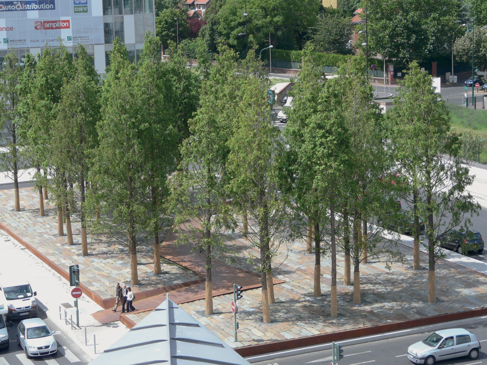 Aménagement d espaces verts • Eurovert