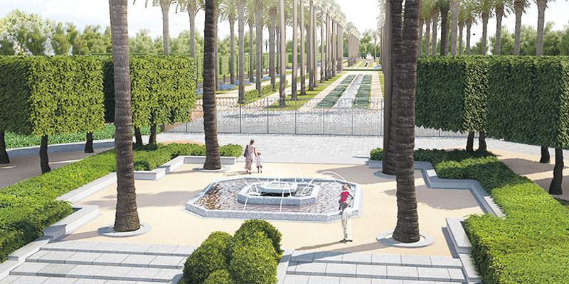 Casablanca se préoccupe enfin de ses espaces verts