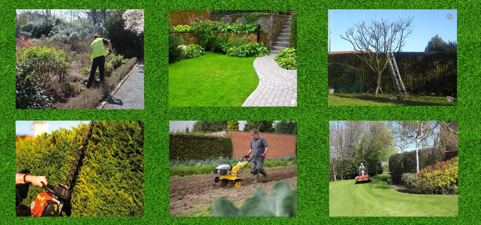 Entretien d espace vert 59 Lille Jardinage Lille 59