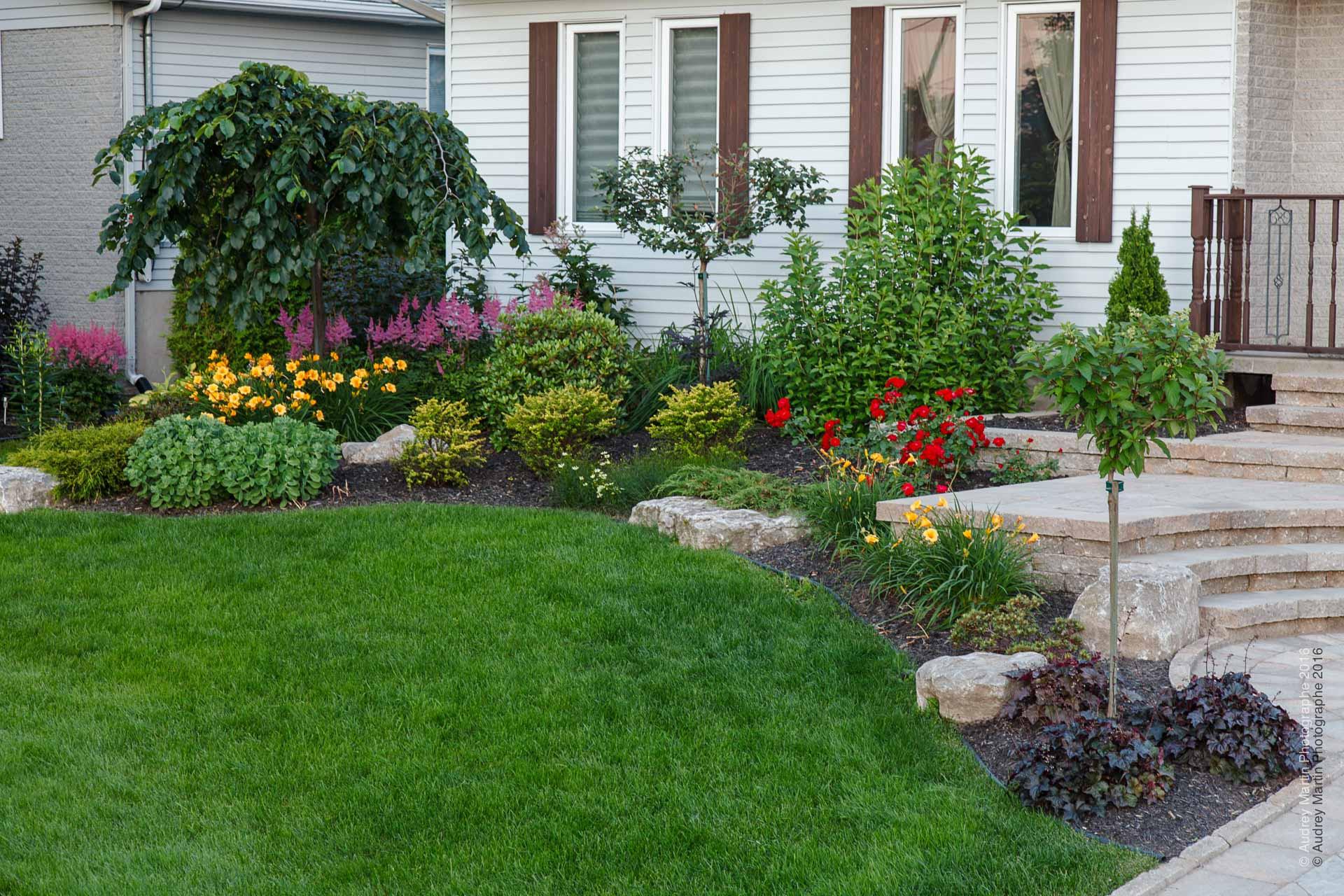 Beautiful Deco Jardin Devant Maison Ideas Design Trends