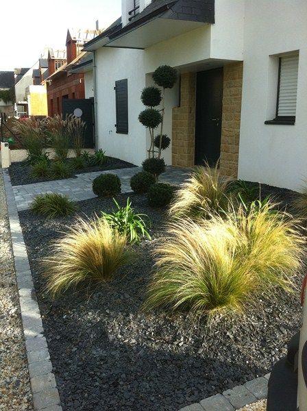 Aménagement Jardin Devant Maison Travaux De Création De Jardin Dans Le 56 Guillemin