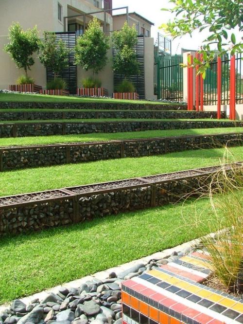 Aménagement Jardin En Pente Aménagement Jardin En Pente Douce Ment Profiter Du