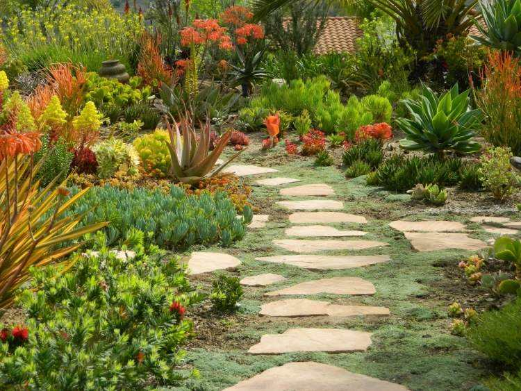 Amenagement Jardin Mediterraneen Des Idées