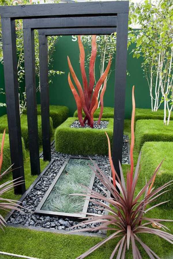 Aménagement Jardin Moderne Aménagement Jardin Moderne – 55 Designs Ultra Inspirants