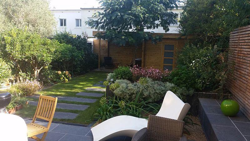 Aménagement de jardin Vannes Lorient Quiberon