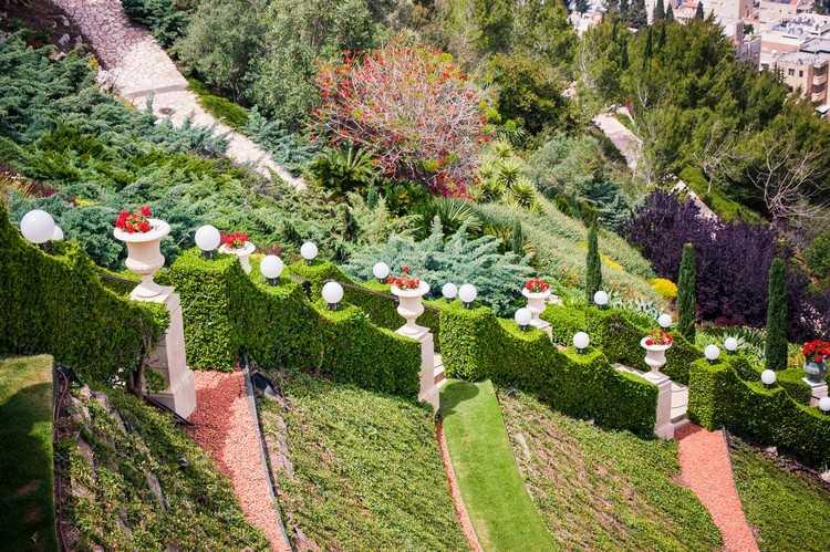 Aménagement jardin en pente pour tous les goûts photos