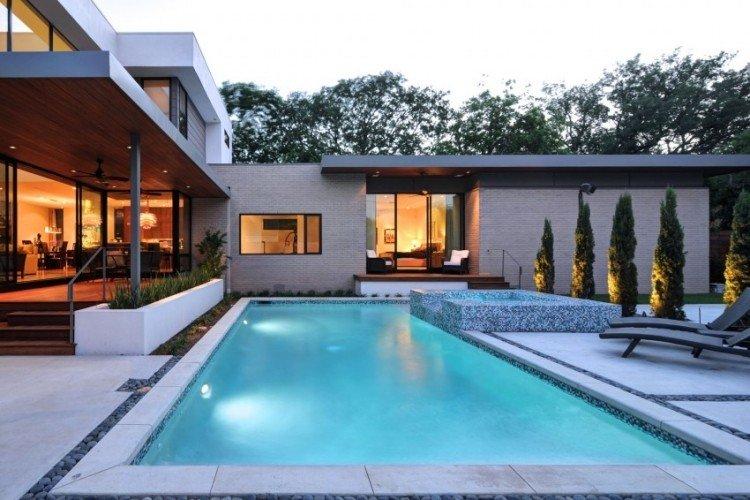 Aménagement de jardin et terrasse moderne en 42 photos