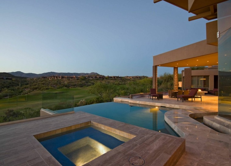Aménagement jardin avec piscine 75 idées pour s inspirer