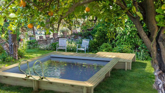 Amenagement Jardin Piscine Amenagement Piscine Hors sol Rectangulaire