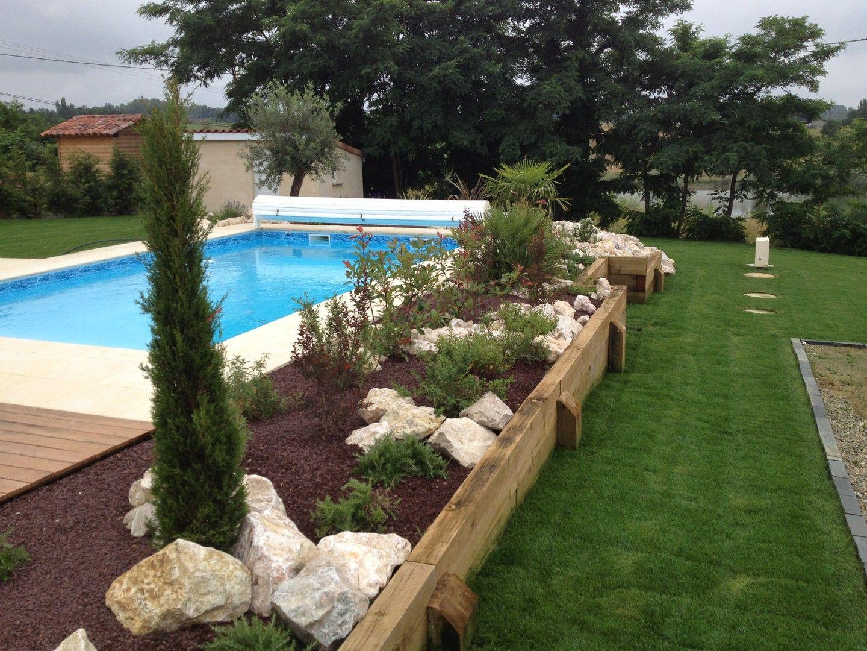 aménagement tour de piscine en 2019