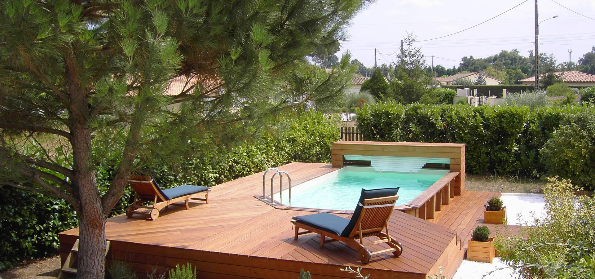 idee amenagement jardin avec piscine hors sol Archives