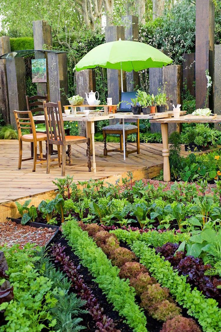 Aménagement petit jardin – des conseils astucieux pour le