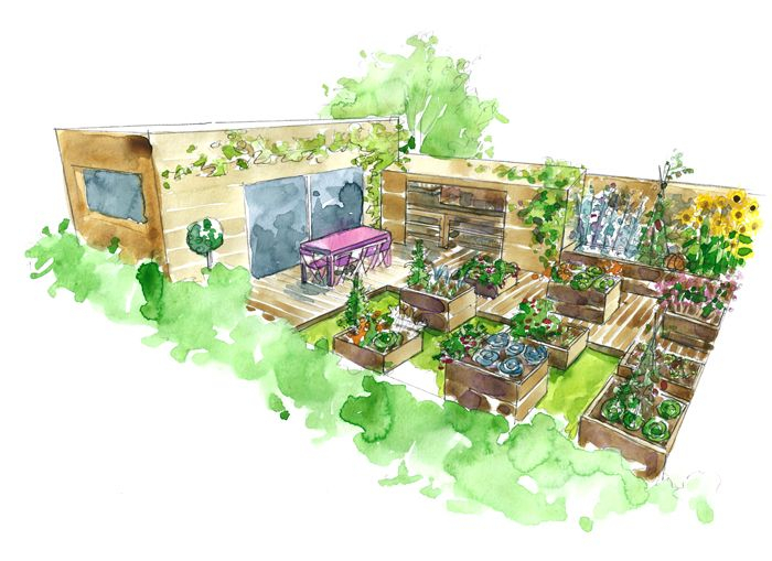 Amenagement Petit Jardin Jardin Category