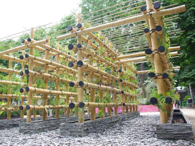 Les tendances 2011 des jardins en ville