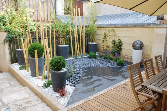 Amenagement Jardin Zen Creations
