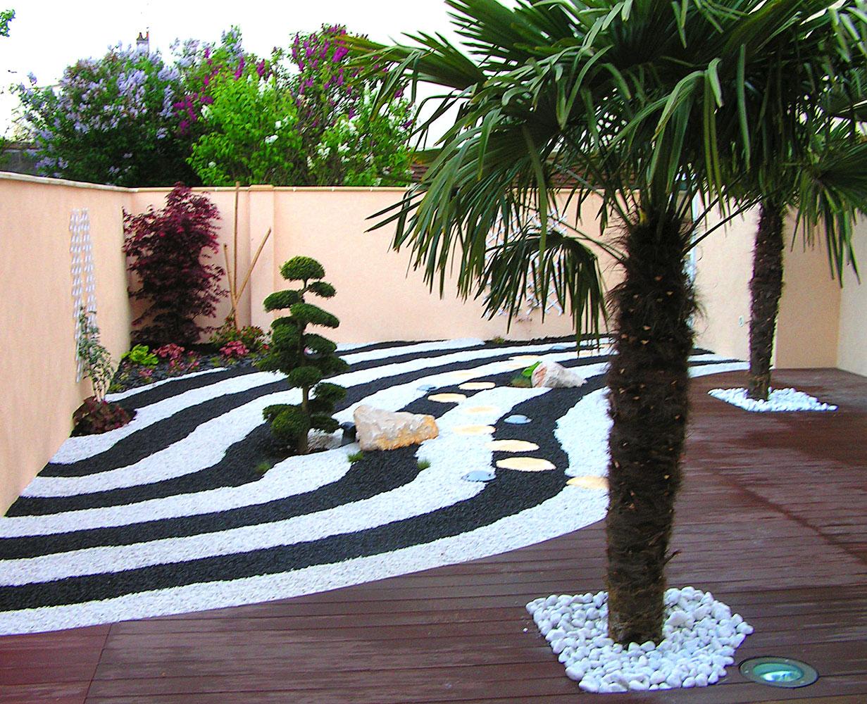 Amenagement Jardin Zen Jardin Zen Et Japonais Dijon