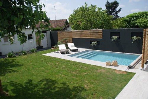 Aménagement d un jardin et création d une piscine DIY