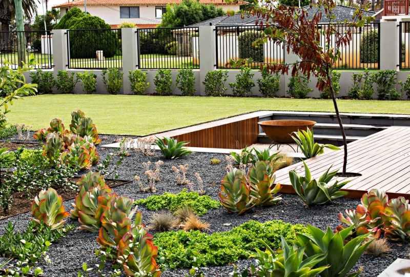 Aménagement petit jardin en 55 photos fascinantes