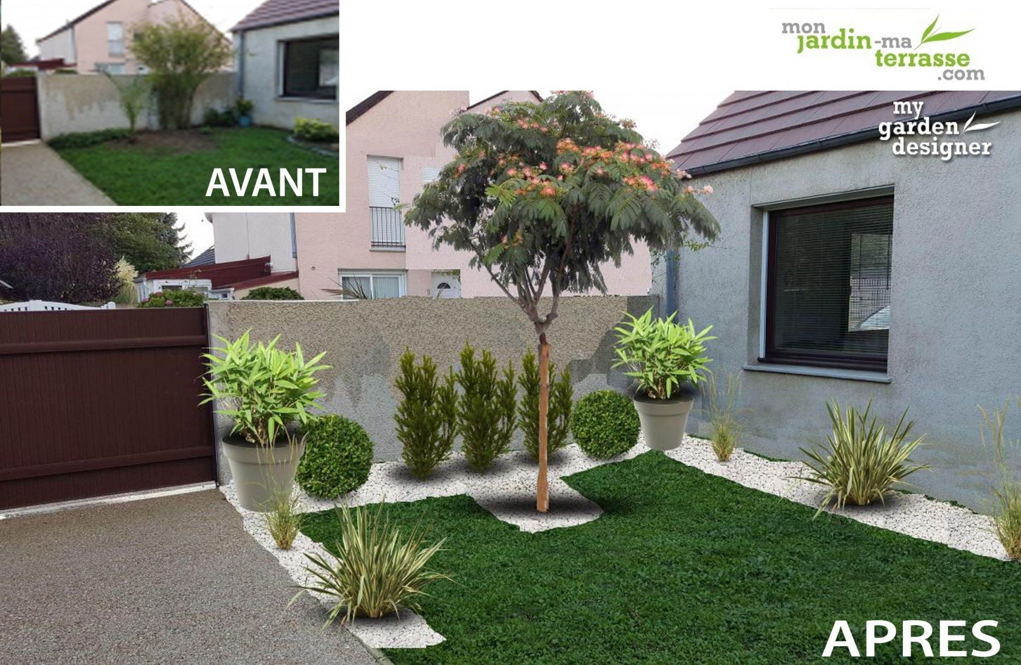 Amenager Petit Jardin 50m2