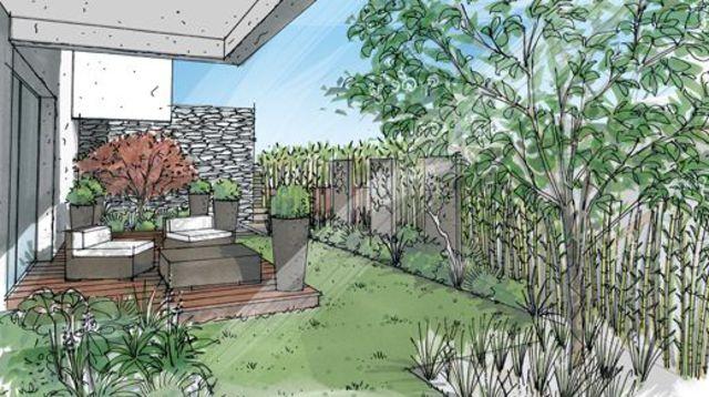 Toit terrasse fleurie veranda styledevie