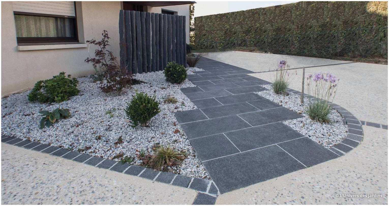 Amenagement petit jardin pas cher faire une all e de - Bordure de jardin en pierre pas cher ...