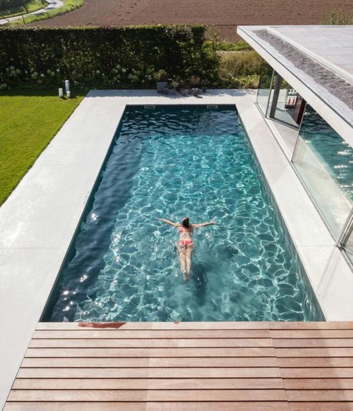 1001 idées d aménagement d un entourage de piscine