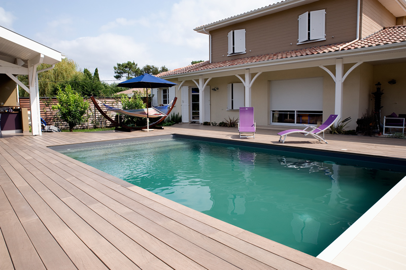 Amenagement Plage Piscine Amenagement Piscine Terrasse Bois