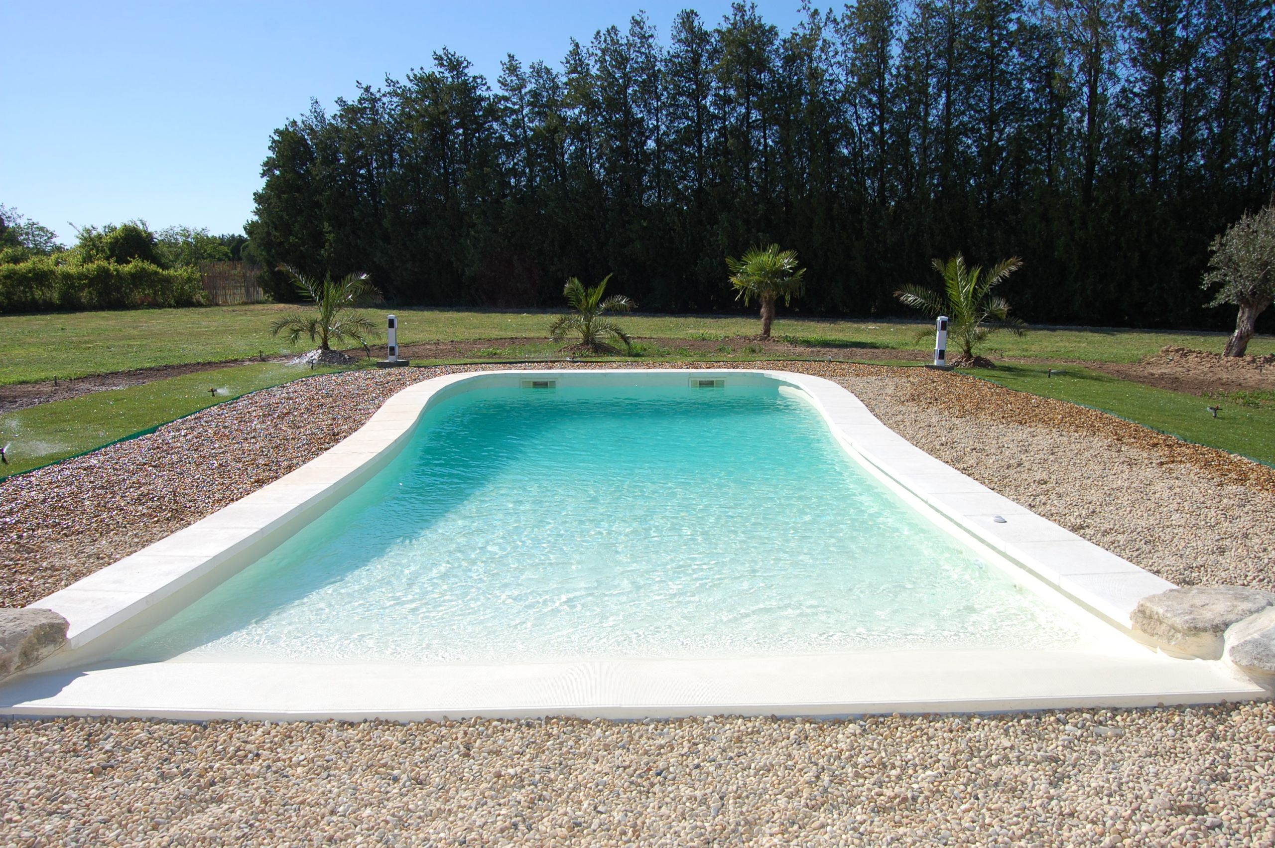 Amenagement Plage Piscine Autour De La Piscine