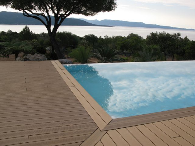 Amenagement Plage Piscine Plage Piscine Deck