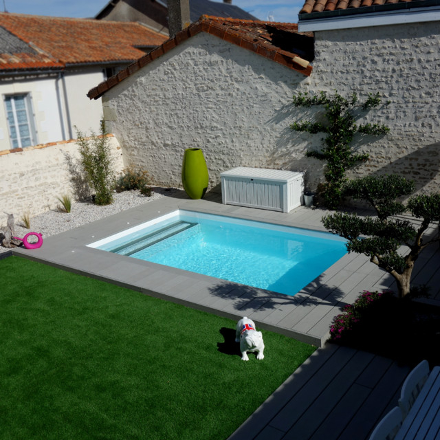 Amenagement Plage Piscine Terrasse Piscine Amenagement