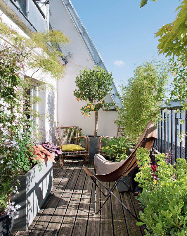 Aménagement Terrasse Appartement Un Appartement Avec Une Terrasse Me Un Jardin Suspendu
