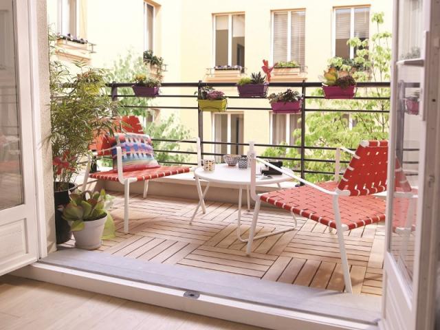 Amenagement Terrasse Balcon Des Idées