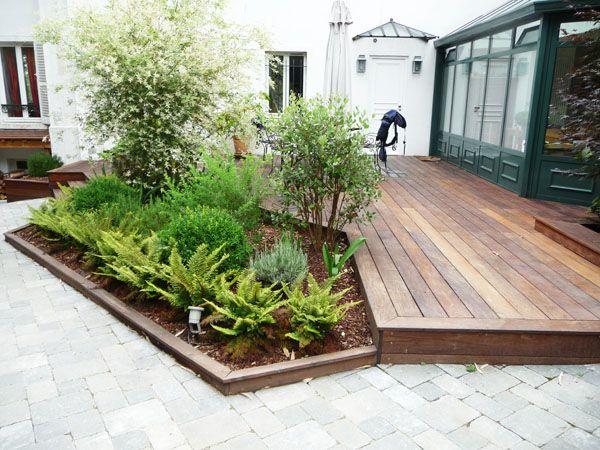 Pin van Véronique Morin op décoration Terrasse jardin