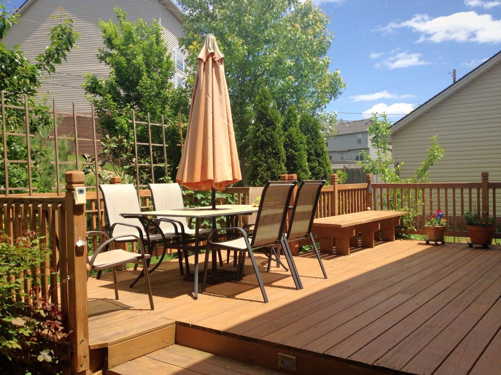 Aménagement d une terrasse quelle réglementation