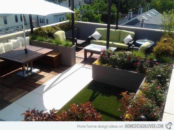 Aménagement de terrasse les meilleures idées pour un