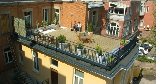 Amenagement Terrasse Exterieure Appartement
