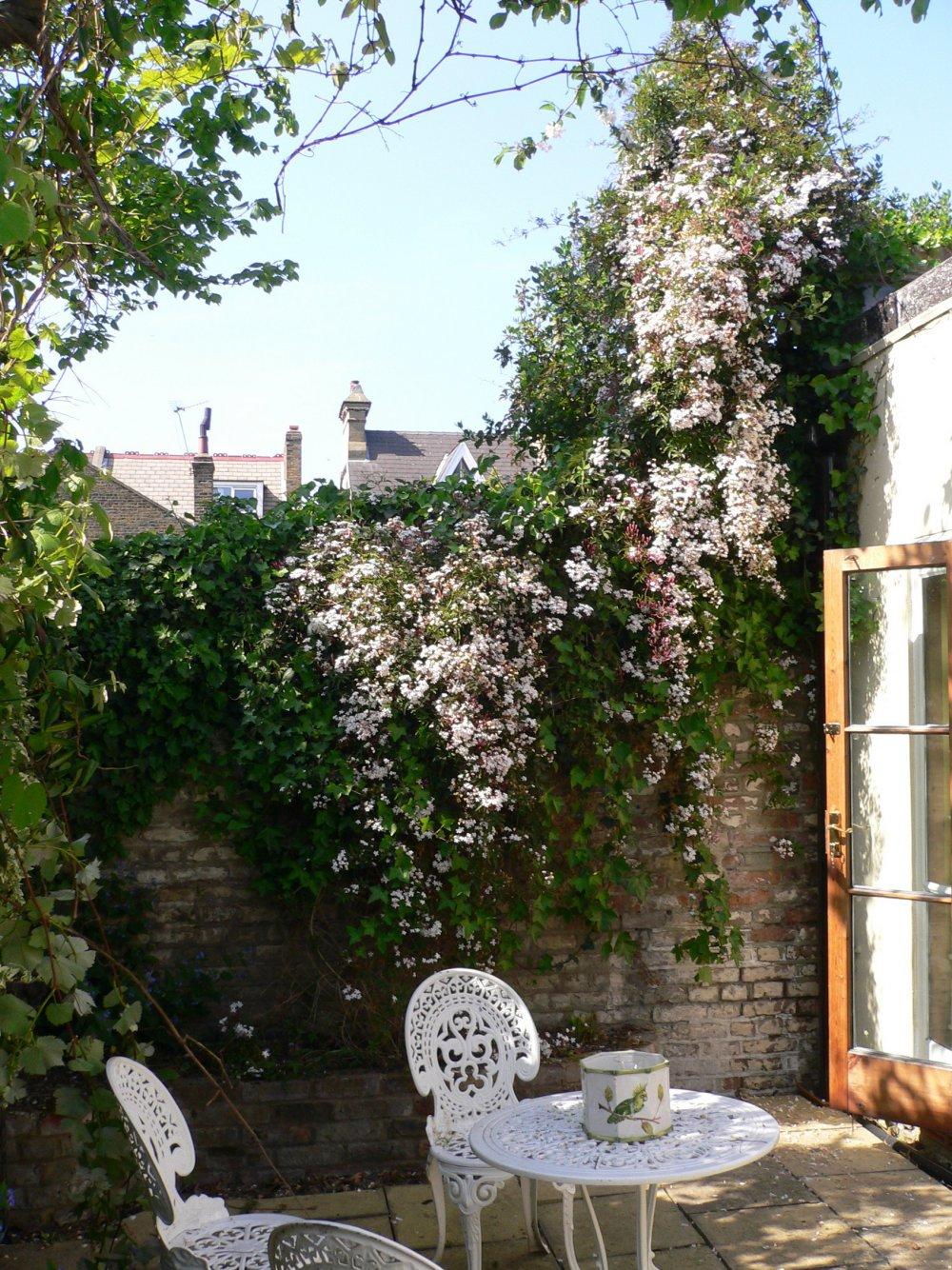 Aménagement d un jardin en terrasse Marie Claire