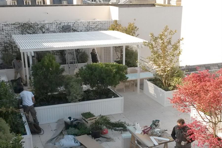 Jardins de l Orangerie Des jardins d exception