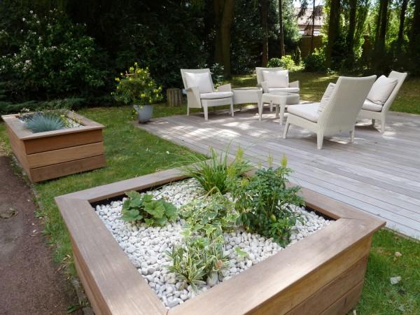 Terrasse et aménagement paysager GALAXY JARDIN