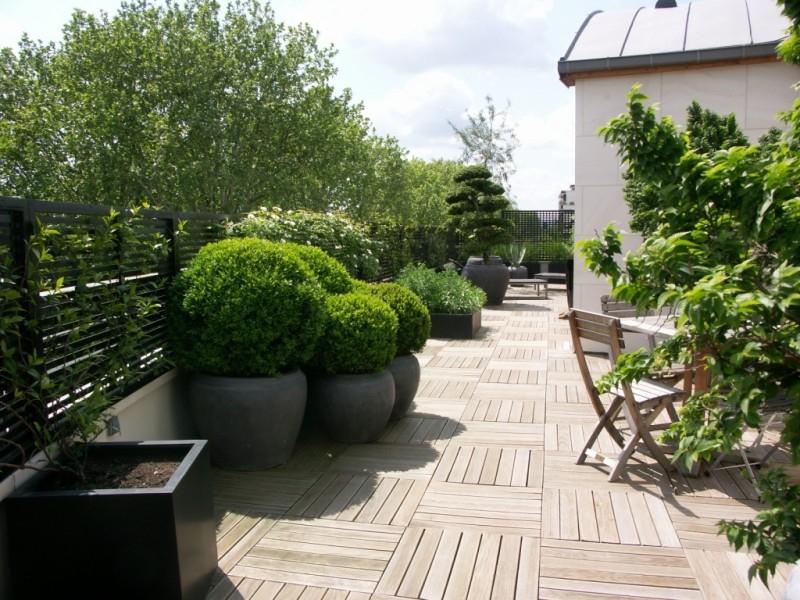 Wandgestaltung Wohnzimmer ment decorer une terrasse
