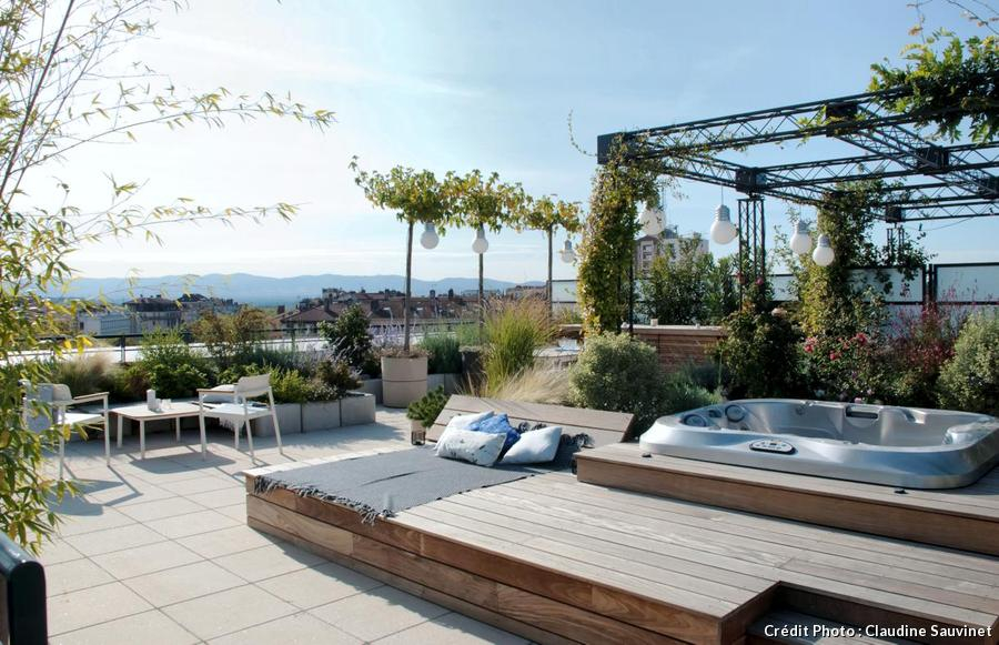 Amenagement toit Terrasse Ment Aménager Un toit Terrasse Conseils D Experts